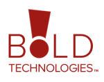 Bold! Technologies, Orlando App Developer