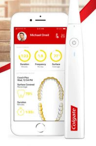 Colgate Connect E1 Smart Electric Toothbrush