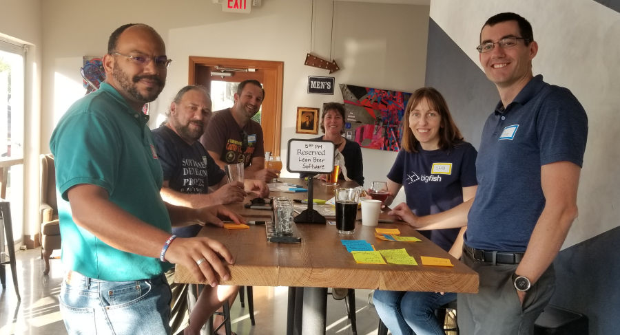 Lean Beer for Software Craftsmanship - Tampa Bay