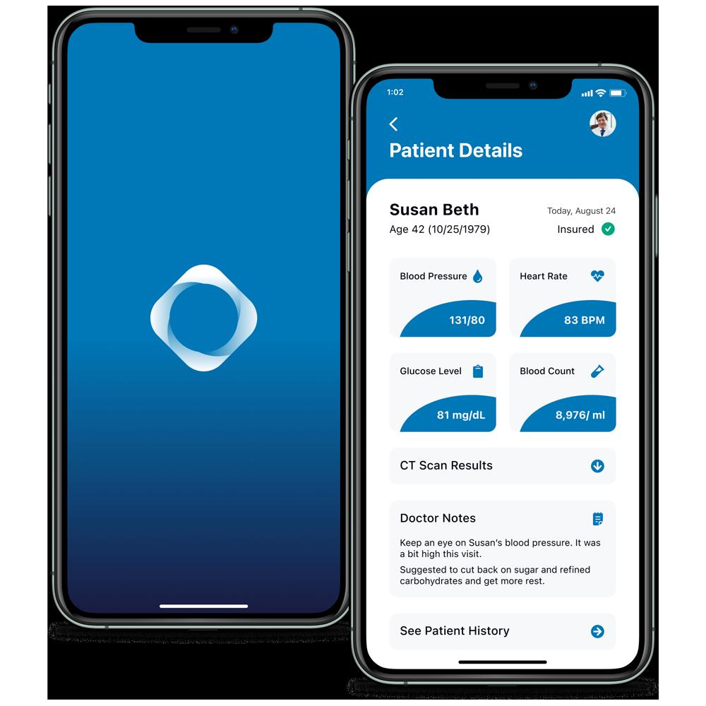 Mobile App Development Service Example