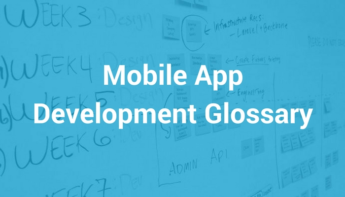 Mobile App Development Jargon Explained | Glossary
