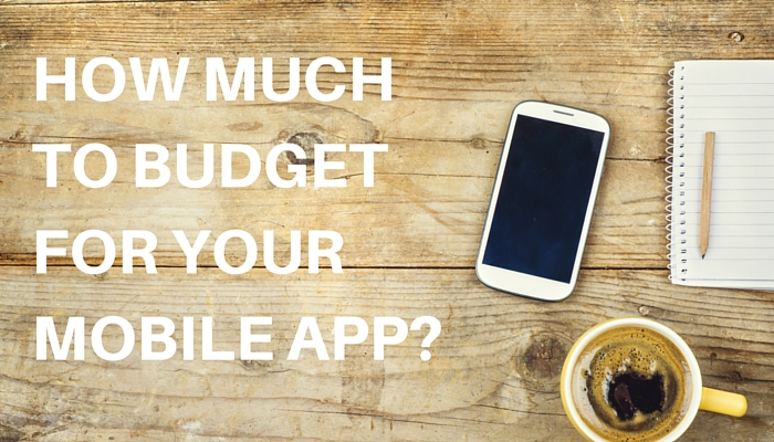 How Much to Budget for Your Mobile App